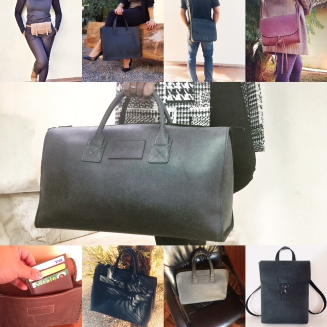 Sobek Leather collection